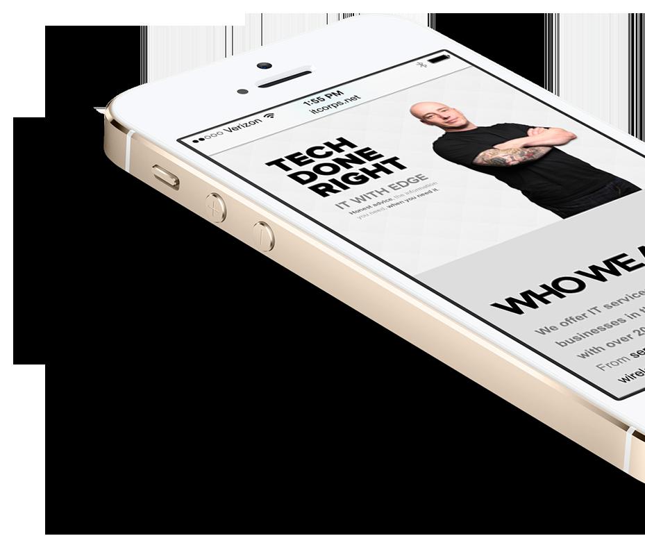 Cleveland Mobile Web Design