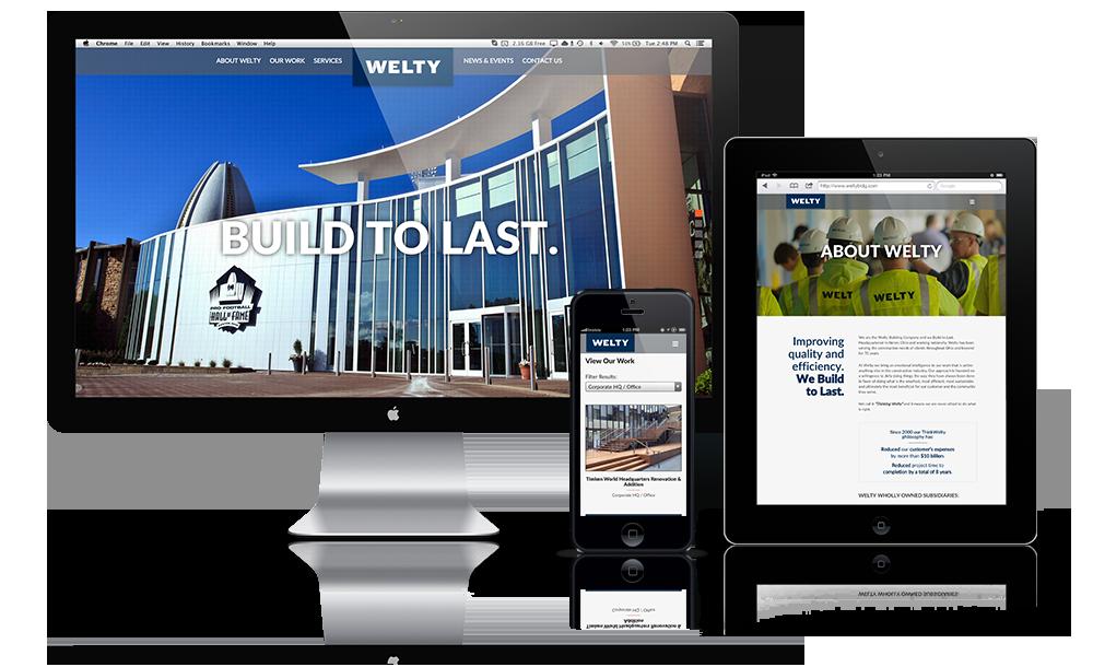 Welty Web Design