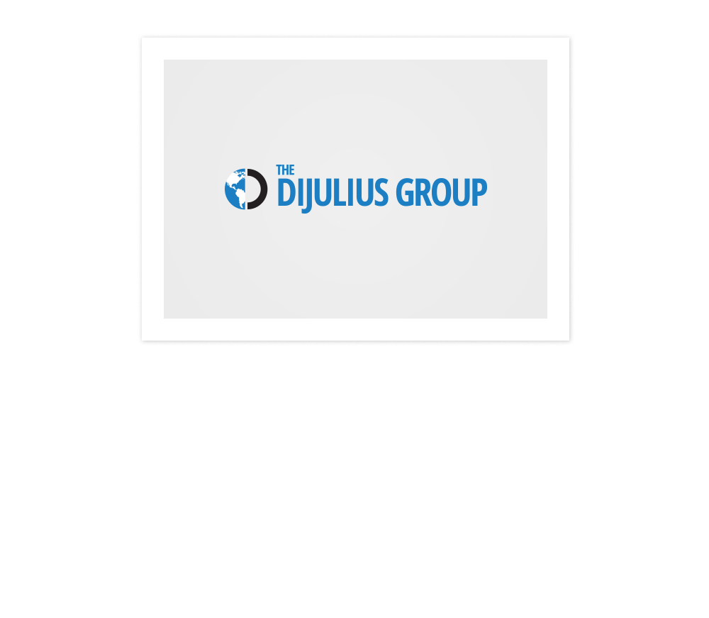The Dijulius Group Logo Print + Graphic Design