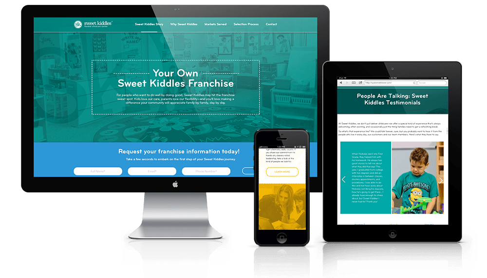 Franchise Web Design