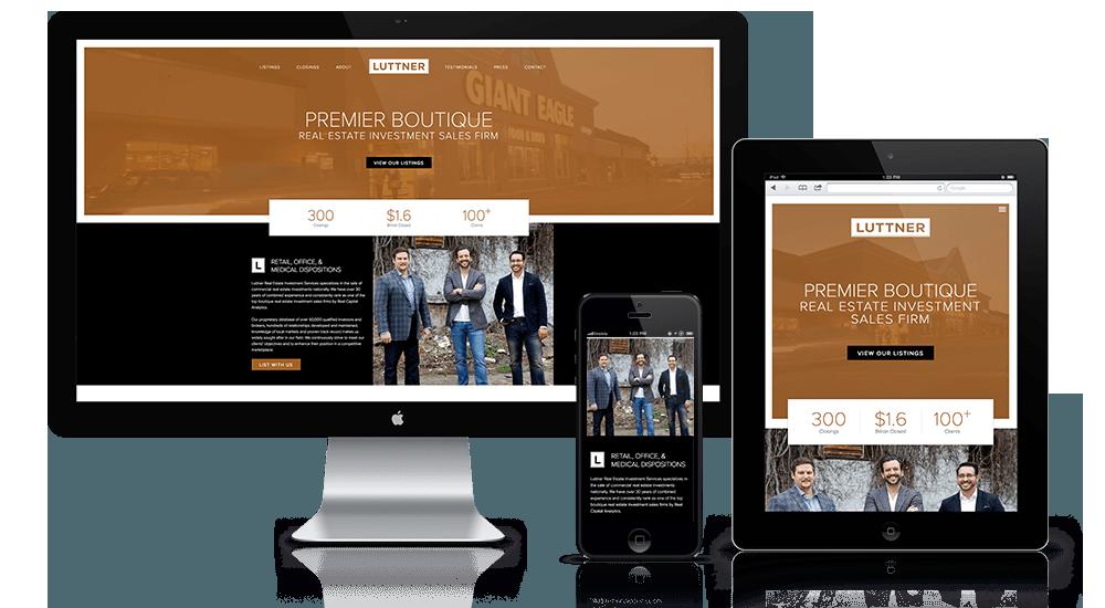 Beachwood Website Design