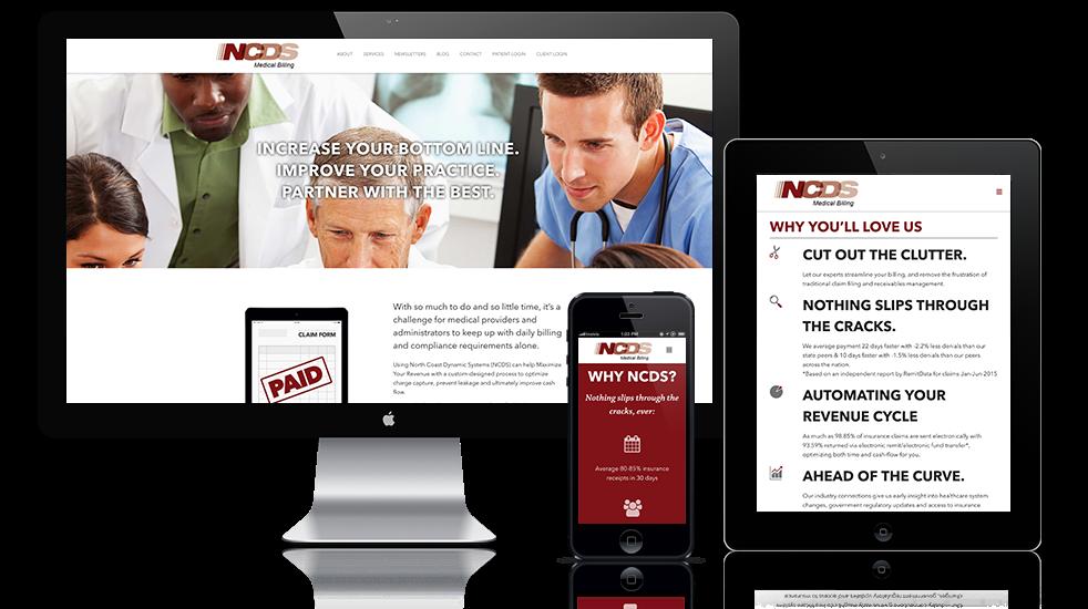NCDS Web Design