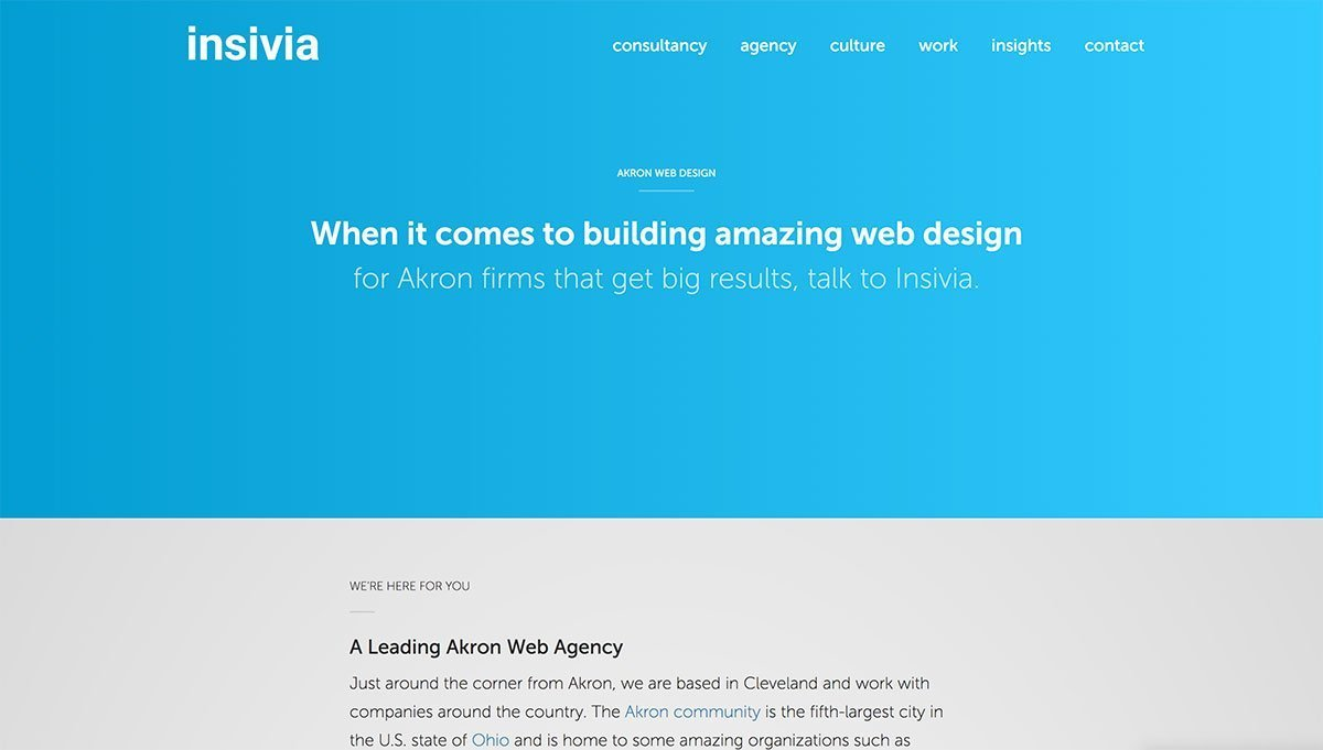 Akron Web Design