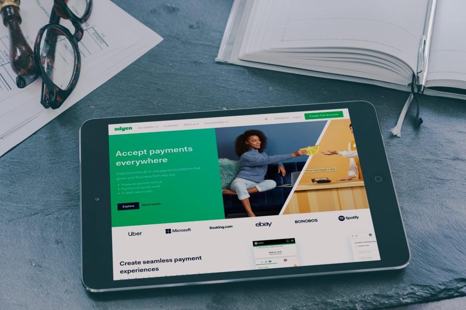 B2B Payment Software - Adyen