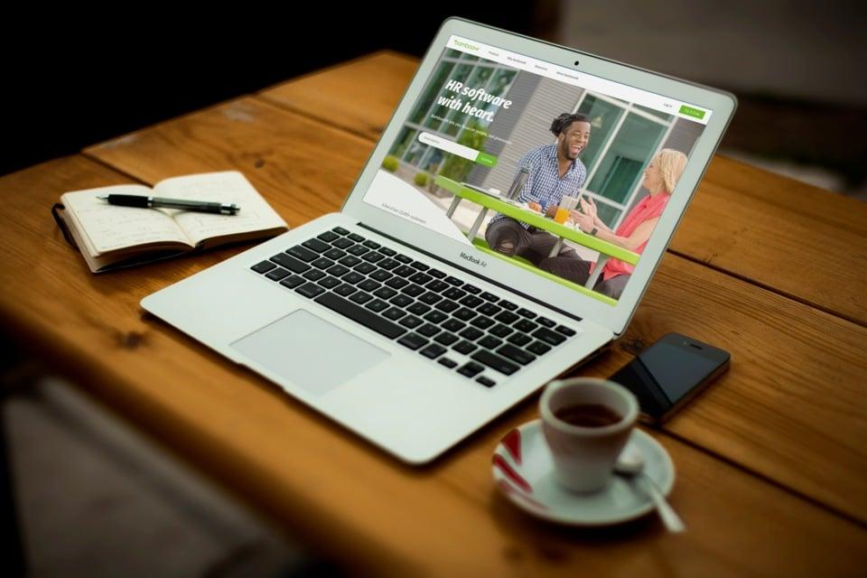 B2B SaaS Website - Bamboo HR