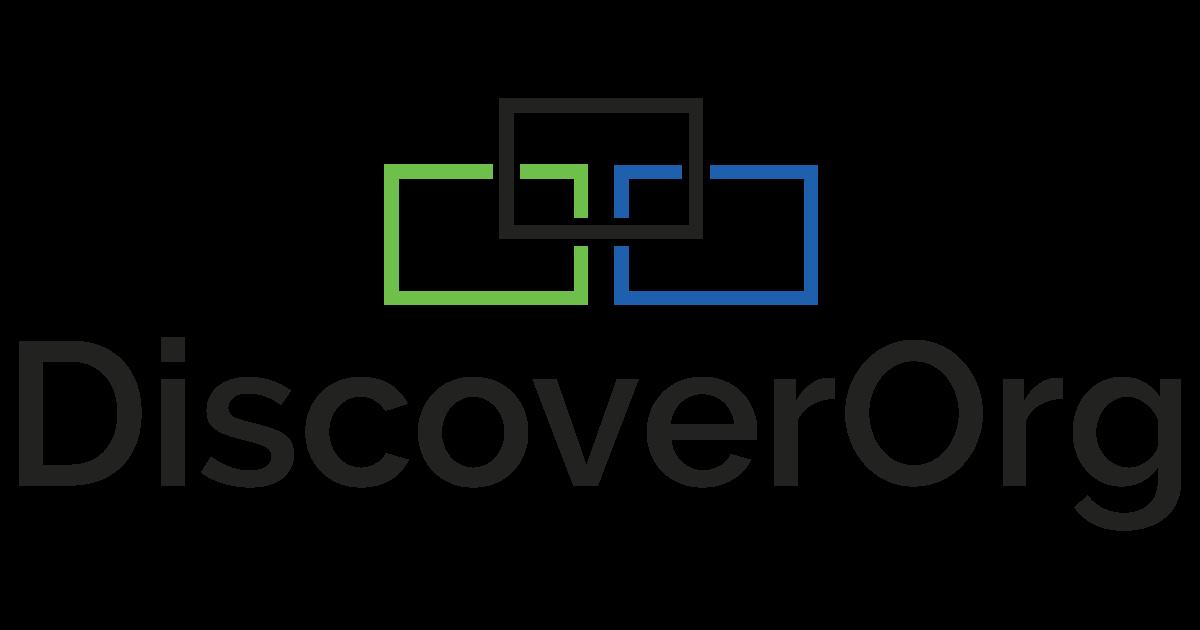 DiscoverOrg Marketing Data