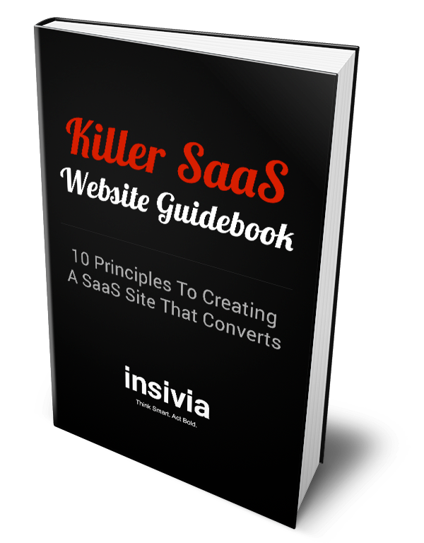 Killer SaaS Website Guidebook