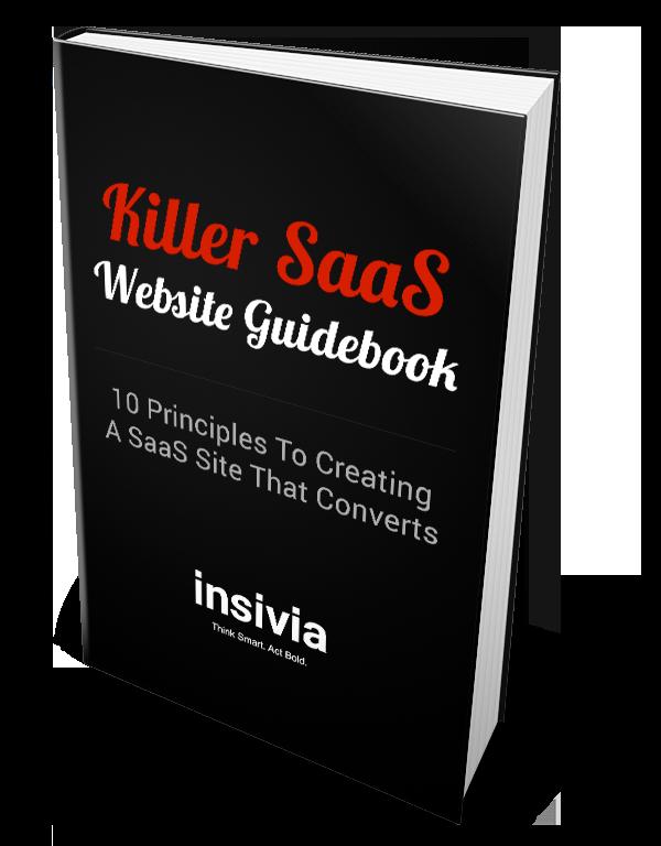 Killer SaaS Website Guidebook