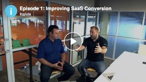 SaaS Website Conversion